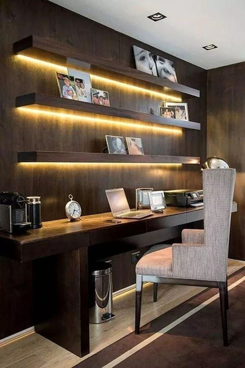 Admirable Modern Home Office Design Ideas That You Like 24
