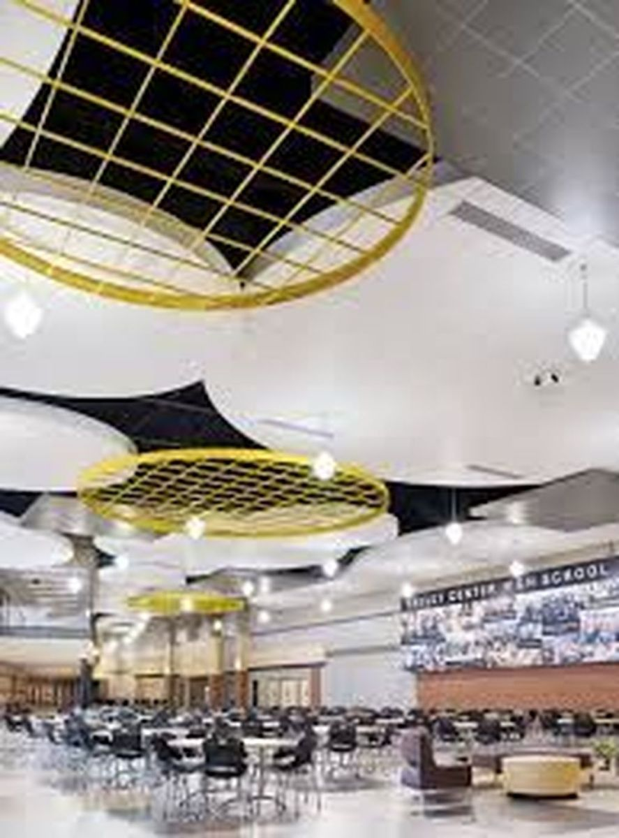 Amazing Open Ceiling Office Design Ideas 11