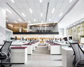 Amazing Open Ceiling Office Design Ideas 23