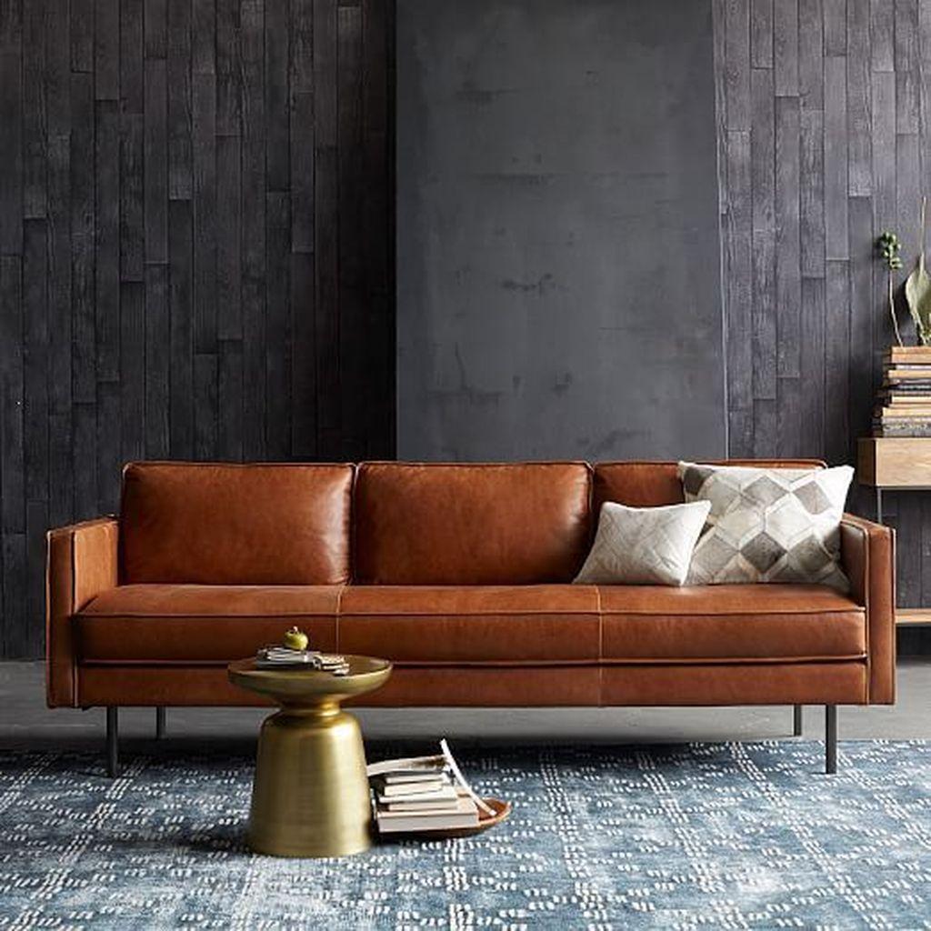 Awesome Leather Sofa Design Ideas 04