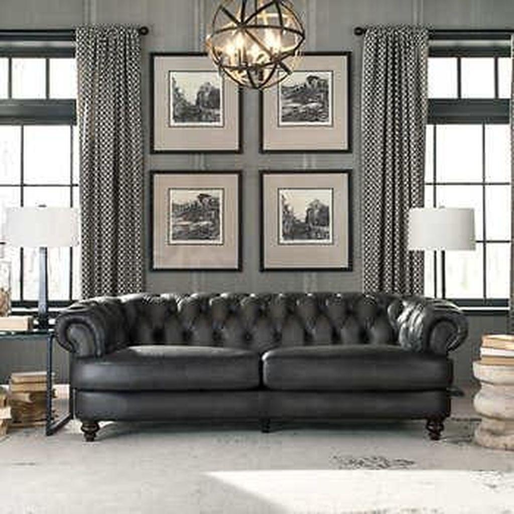 Awesome Leather Sofa Design Ideas 05