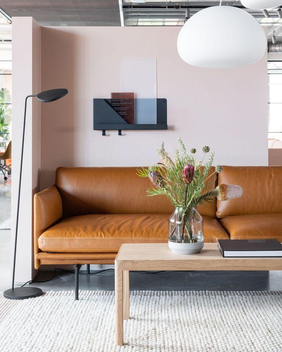 Awesome Leather Sofa Design Ideas 20