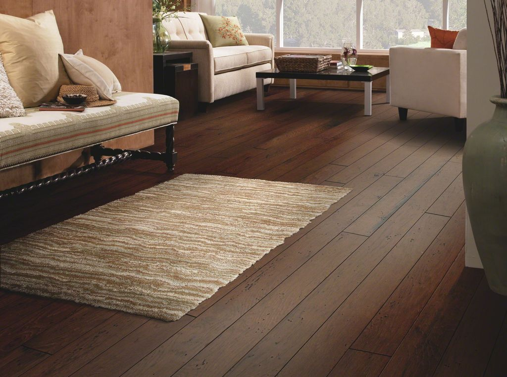 Awesome Wooden Tiles Flooring Ideas 11