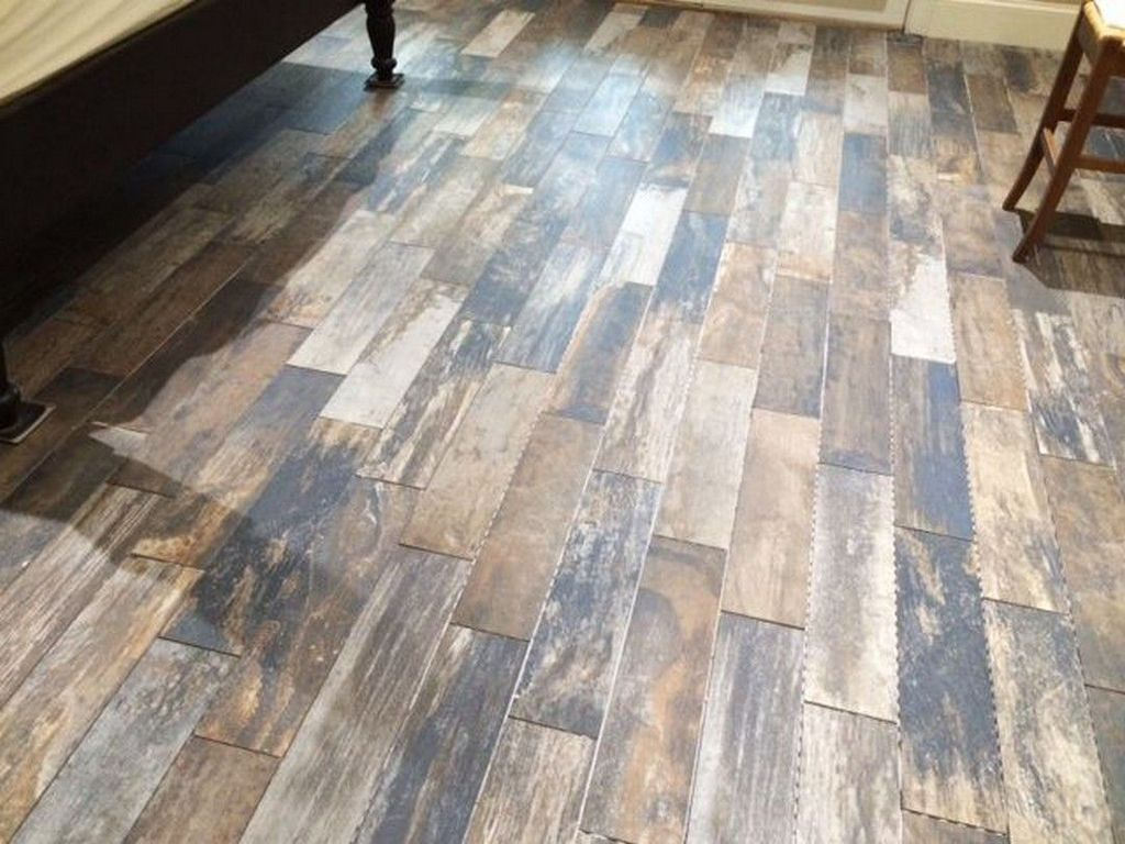 Awesome Wooden Tiles Flooring Ideas 19