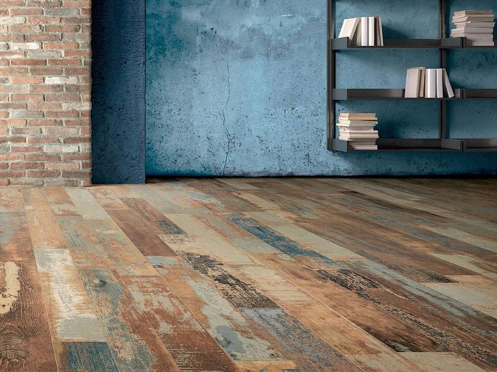 Awesome Wooden Tiles Flooring Ideas 20
