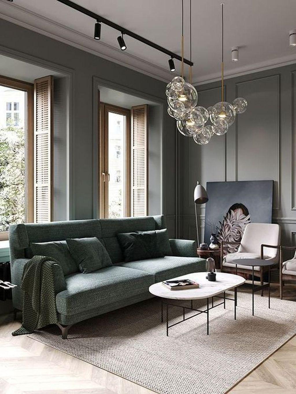 Beautiful Contemporary Living Room Decoration Ideas 27