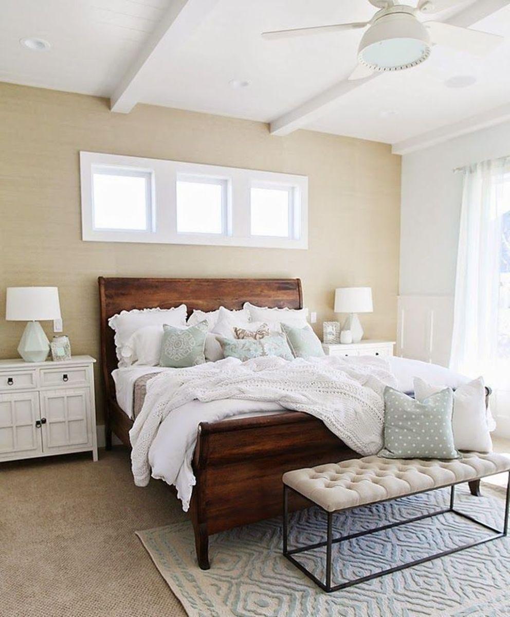 Beautiful Dark Wood Furniture Design Ideas For Your Bedroom 12