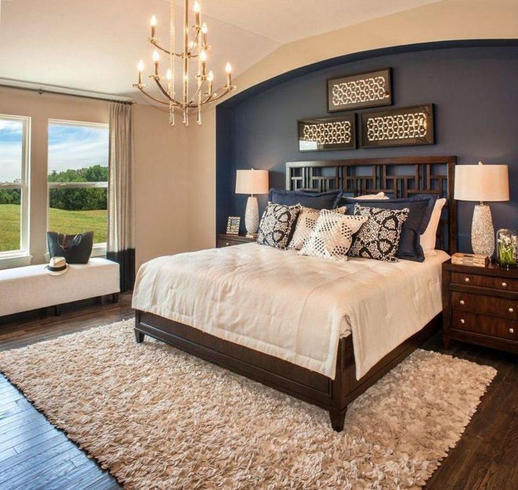 Beautiful Dark Wood Furniture Design Ideas For Your Bedroom 31