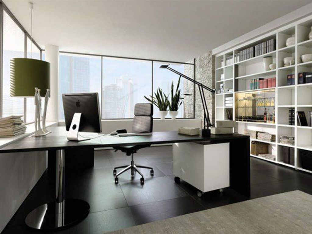 Fabulous Office Design Ideas You Definitely Like 30