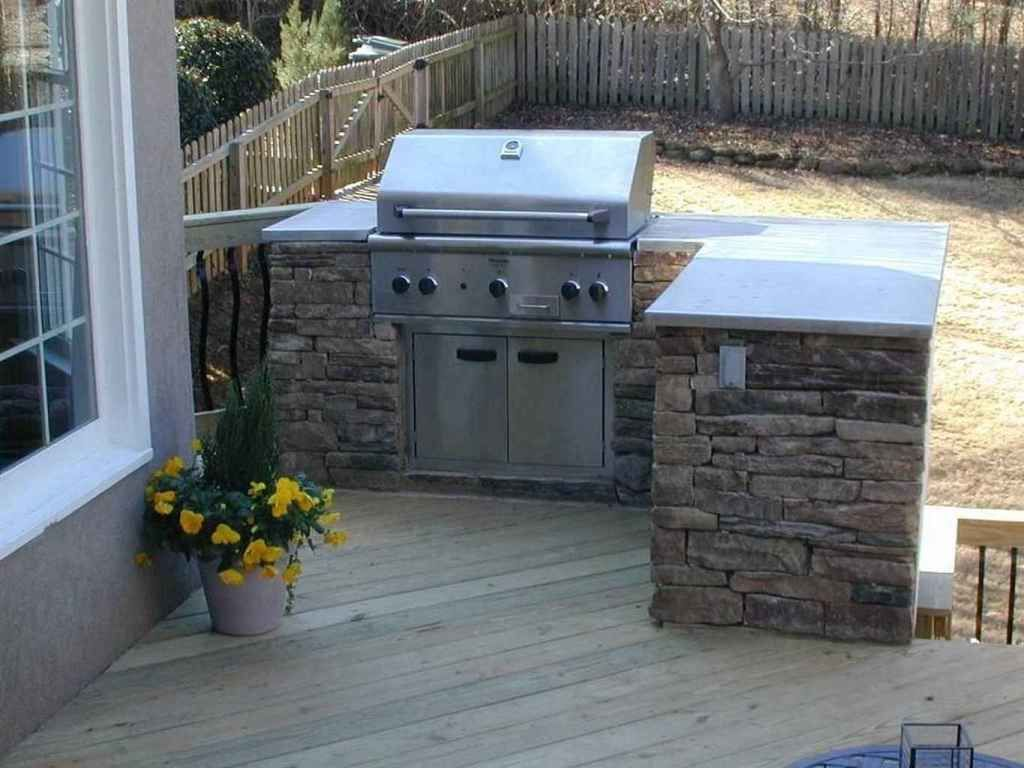 Fabulous Outdoor Kitchen Design Ideas You Must Have 16