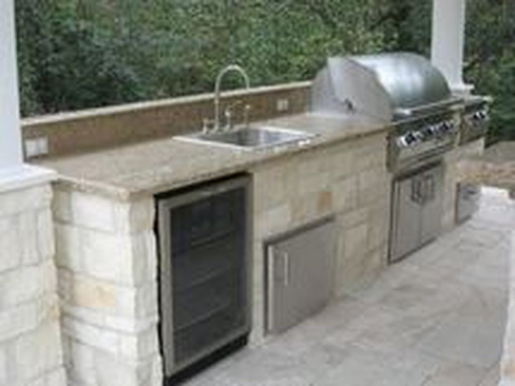 Fabulous Outdoor Kitchen Design Ideas You Must Have 20