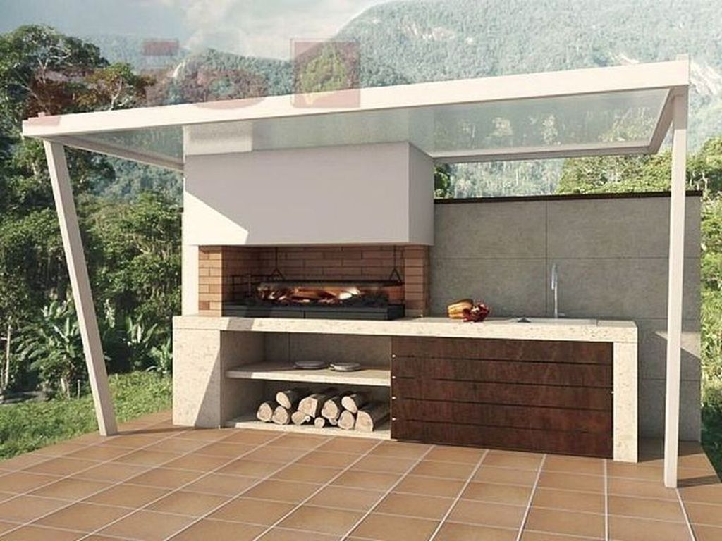 Fabulous Outdoor Kitchen Design Ideas You Must Have 22