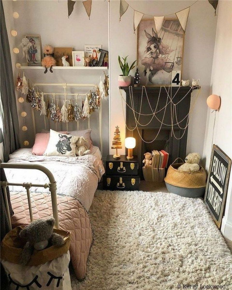 Fascinating Apartment Bedroom Decor Ideas 08