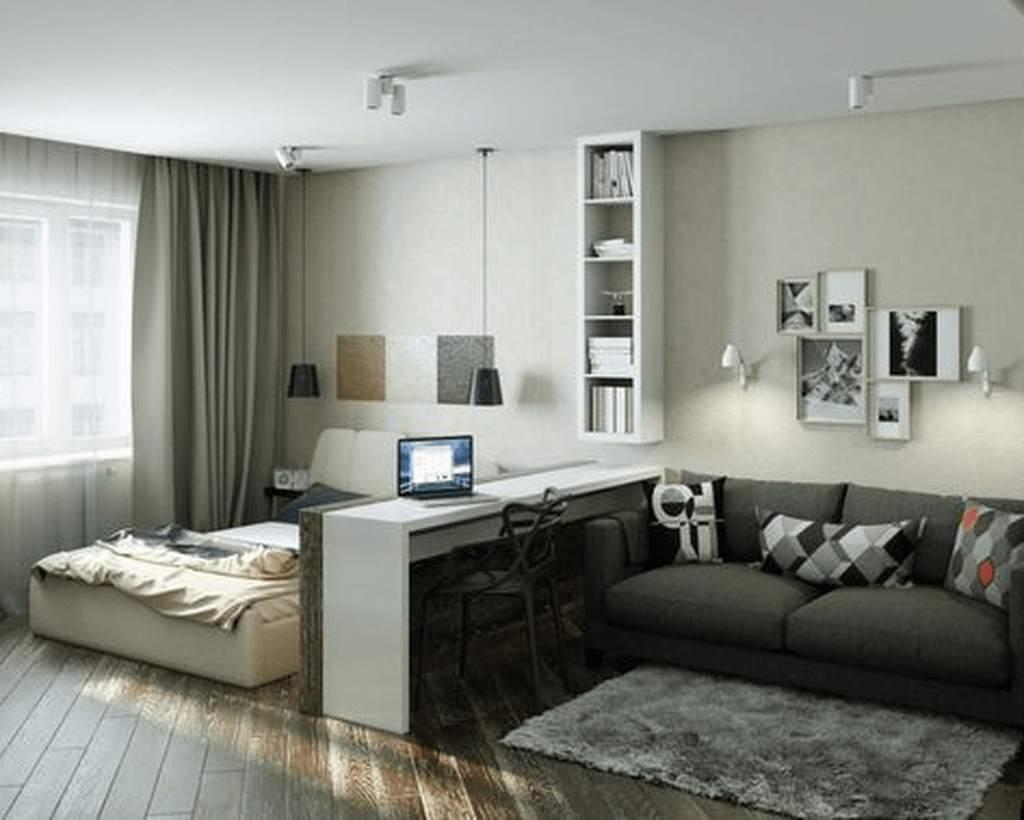 Fascinating Apartment Bedroom Decor Ideas 15