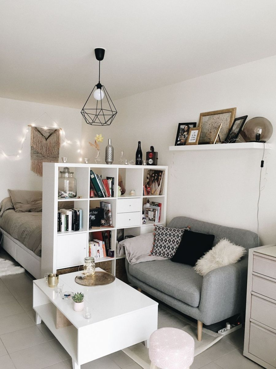 Fascinating Apartment Bedroom Decor Ideas 17