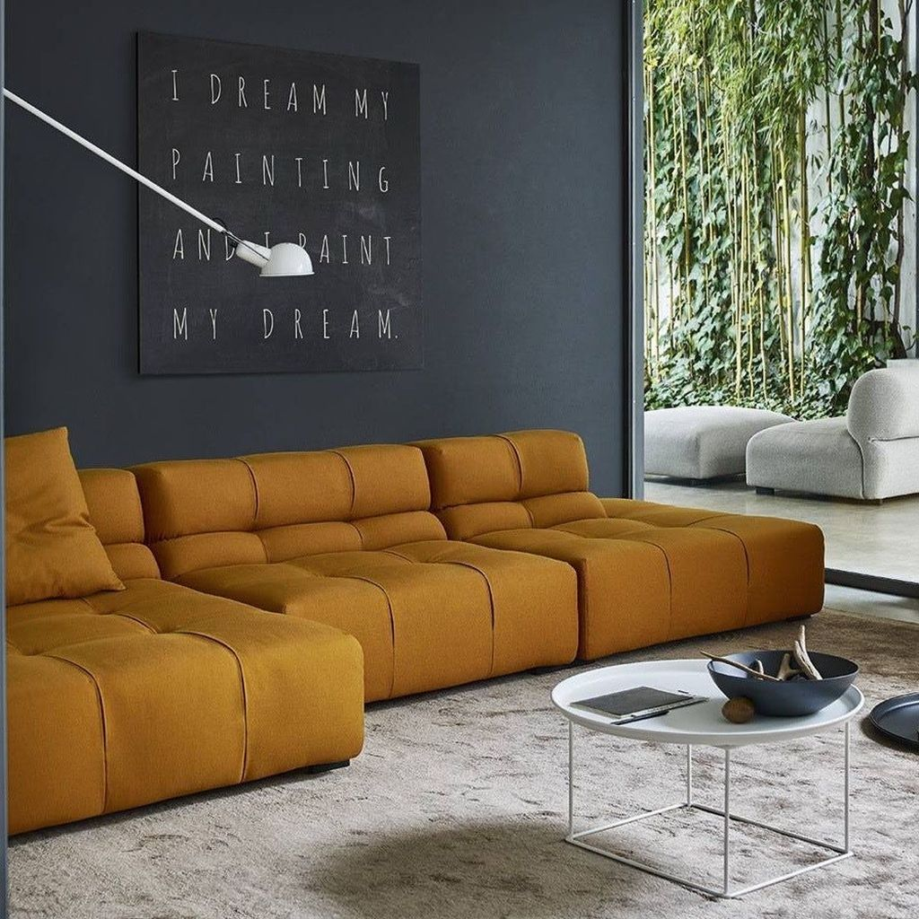 Gorgeous Modern Sofa Designs That You Definitely Like 06