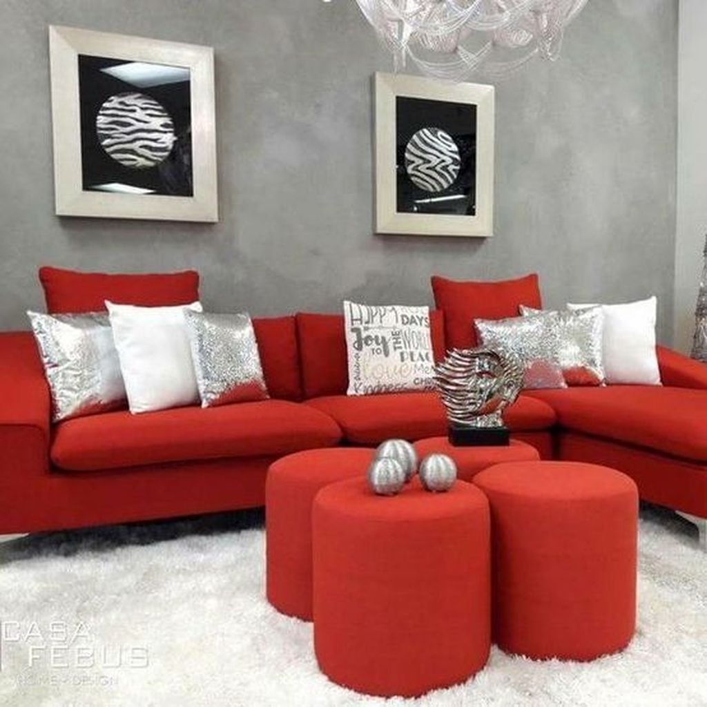 Gorgeous Modern Sofa Designs That You Definitely Like 07