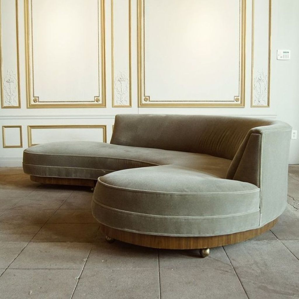 Gorgeous Modern Sofa Designs That You Definitely Like 10