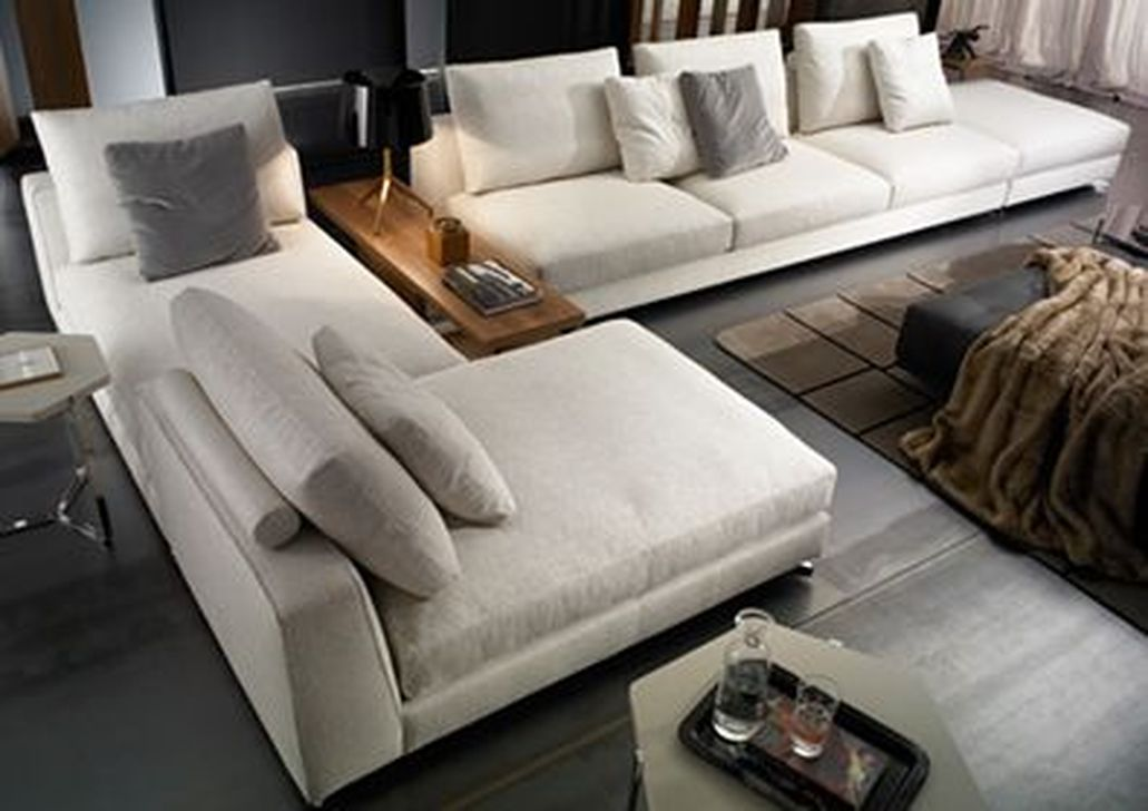 Gorgeous Modern Sofa Designs That You Definitely Like 24