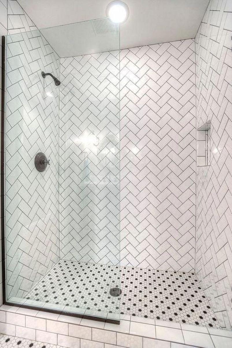 Inspiring Bathroom Tile Showers Design Ideas 24