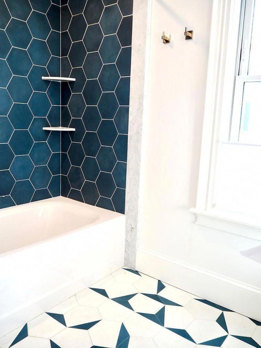 Inspiring Bathroom Tile Showers Design Ideas 25