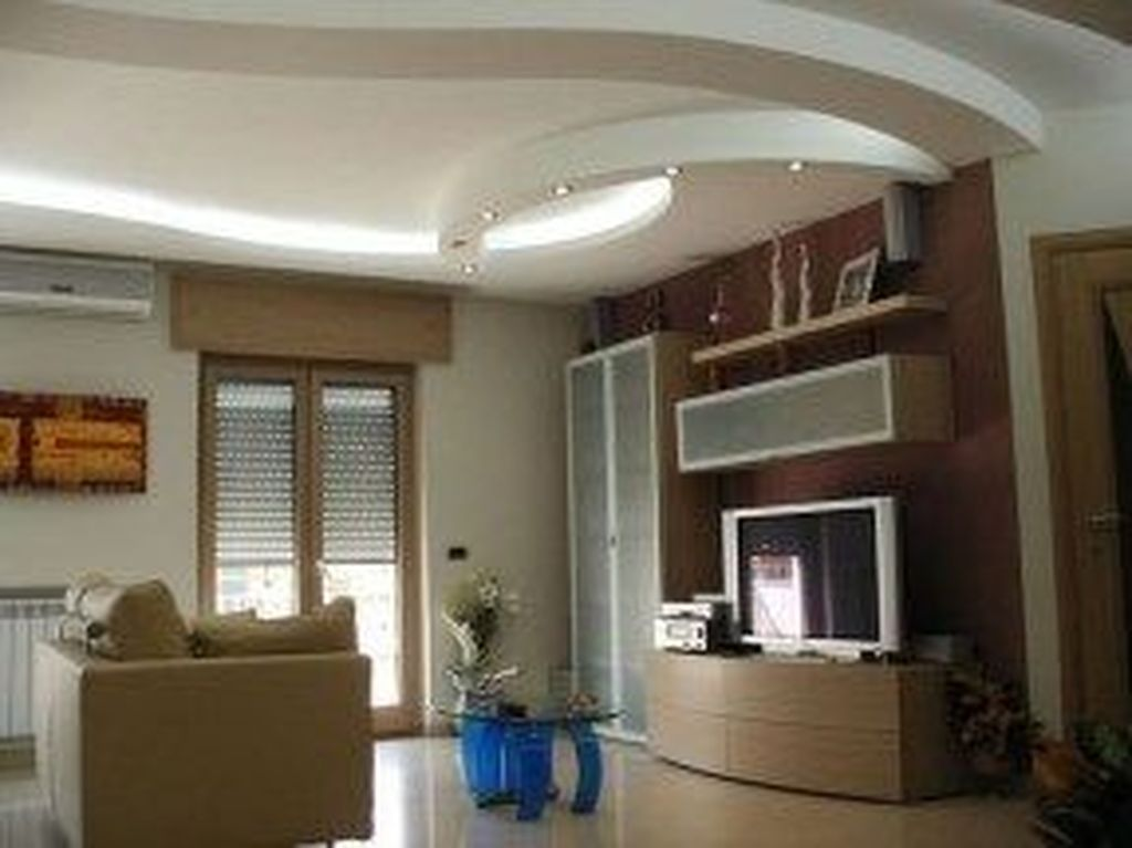 Inspiring Drywall Design Ideas To Beautify Your Interior 29