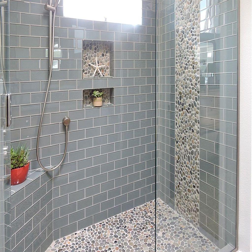 Lovely Bathroom Ceramic Tile Ideas You Should Copy 10