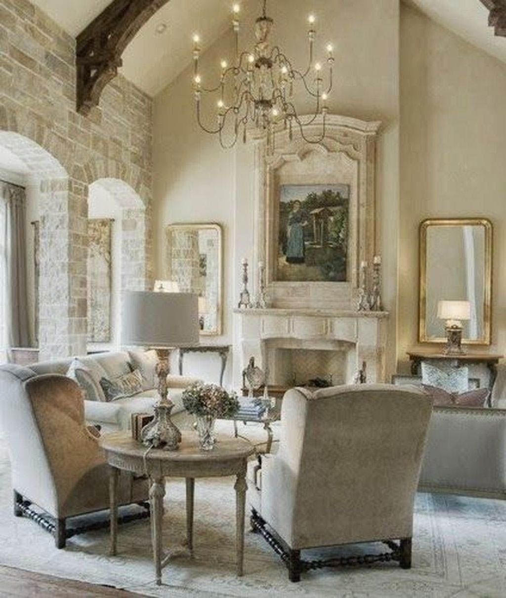 Nice Tuscan Living Room Decor Ideas You Will Love 14