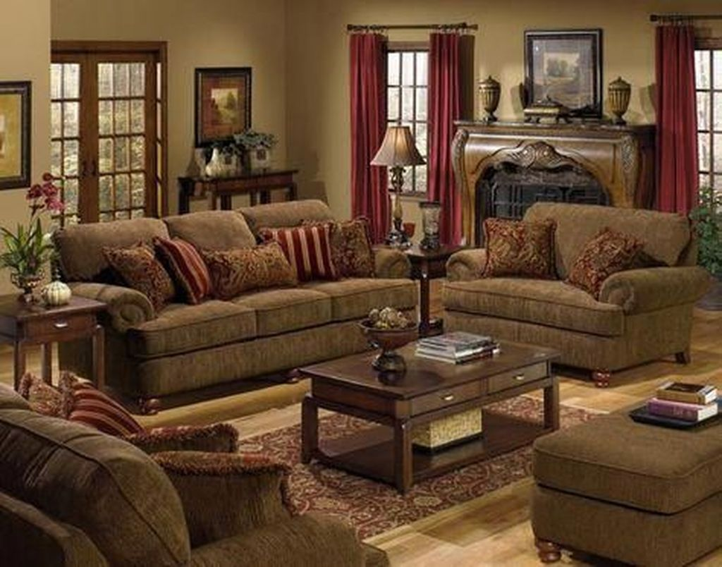 Nice Tuscan Living Room Decor Ideas You Will Love 29