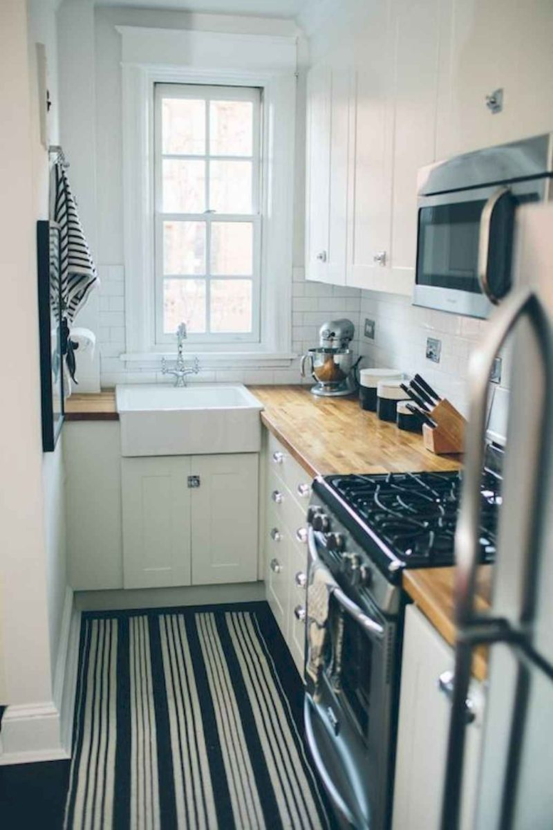 Popular Apartment Kitchen Design Ideas You Should Copy 01