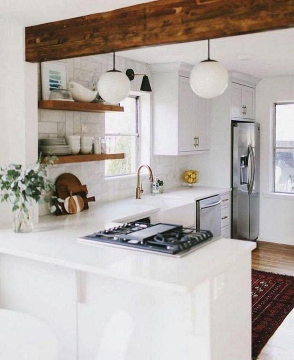 Popular U Shaped Kitchen Design Ideas 12