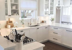 Popular U Shaped Kitchen Design Ideas 24
