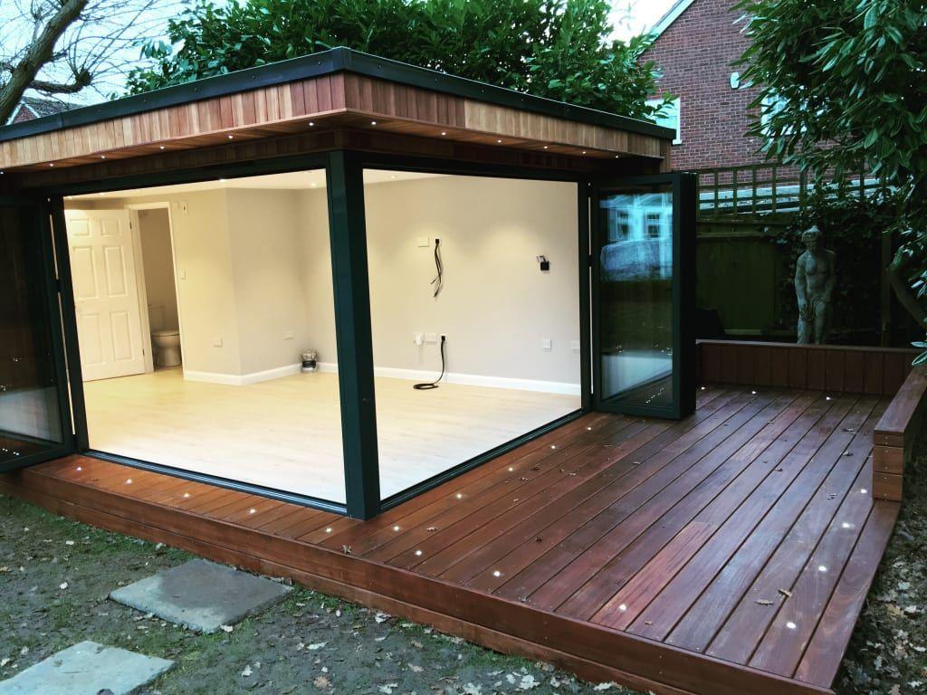 Stunning Garden Studio Design Ideas That You Definitely Like 30