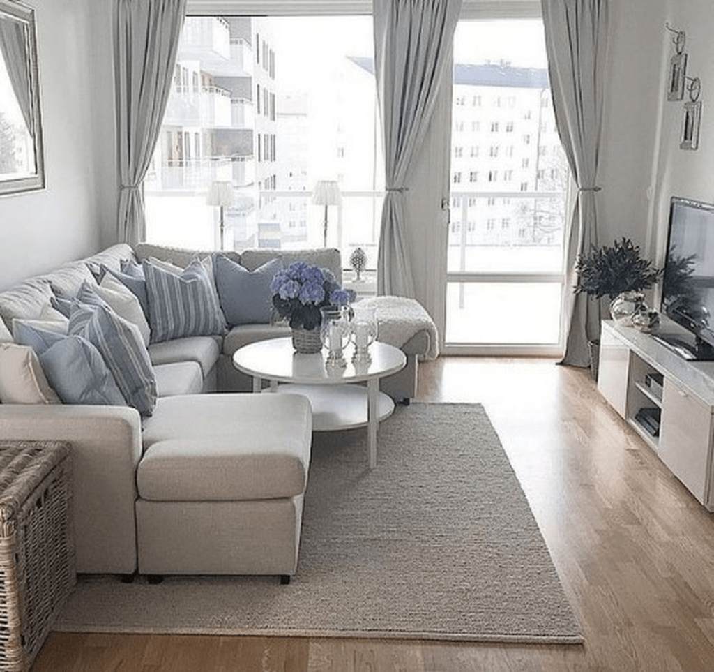 The Best Apartment Living Room Decor Ideas On A Budget 04
