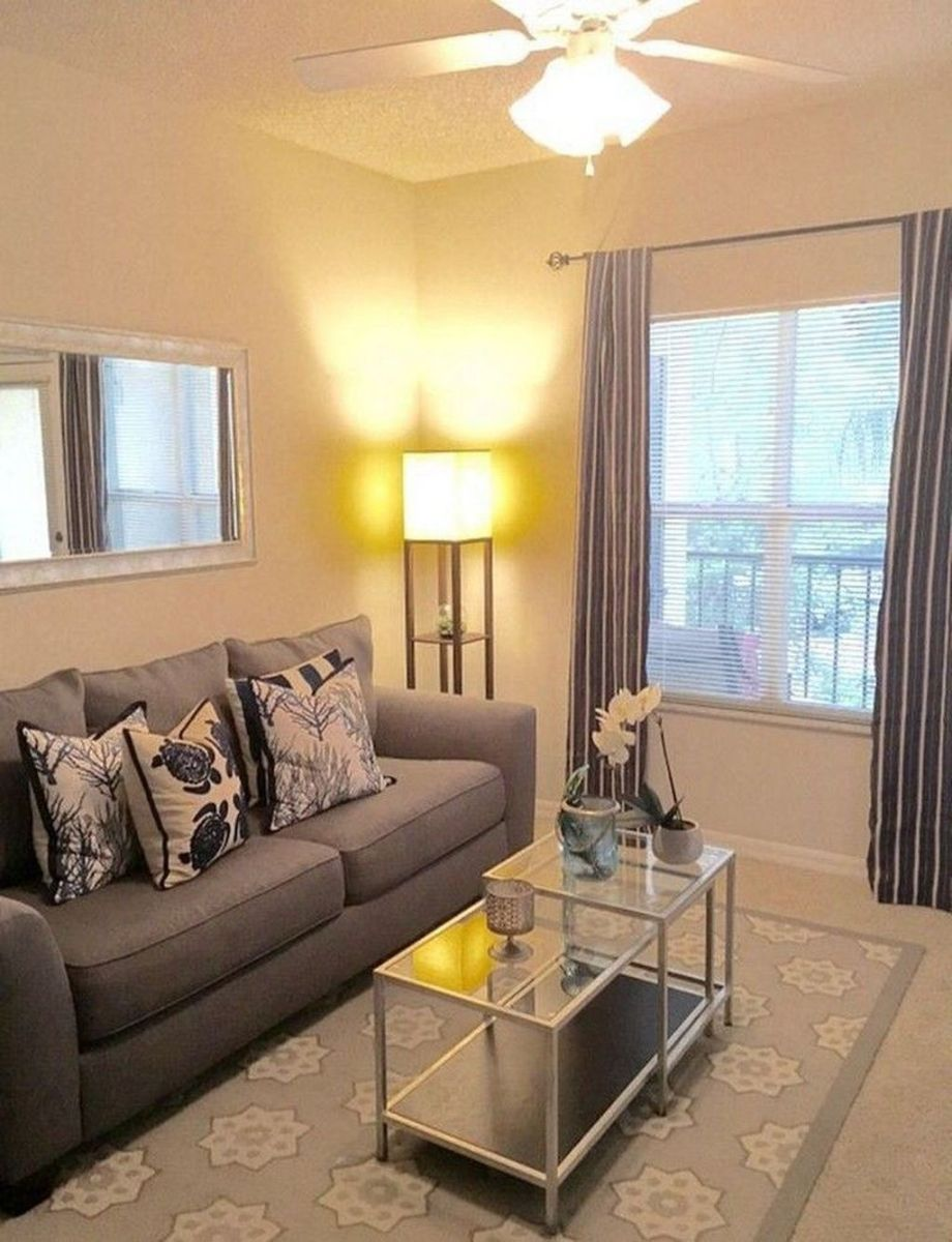 The Best Apartment Living Room Decor Ideas On A Budget 09