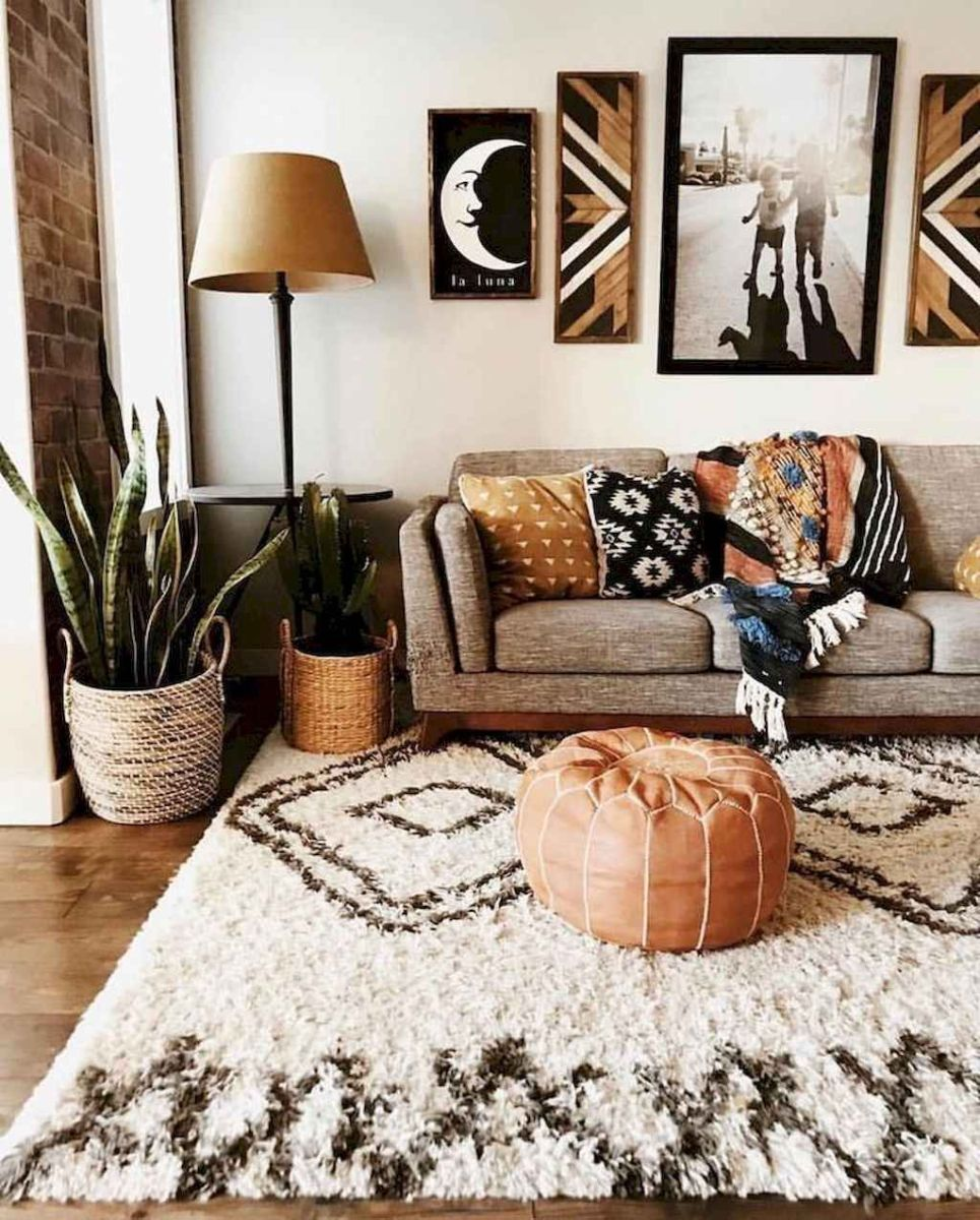 The Best Apartment Living Room Decor Ideas On A Budget 22