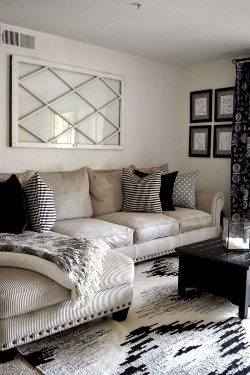 The Best Apartment Living Room Decor Ideas On A Budget 25