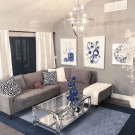 The Best Apartment Living Room Decor Ideas On A Budget 26