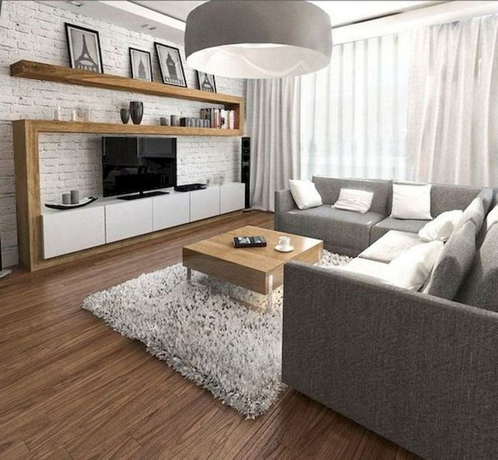 The Best Apartment Living Room Decor Ideas On A Budget 30
