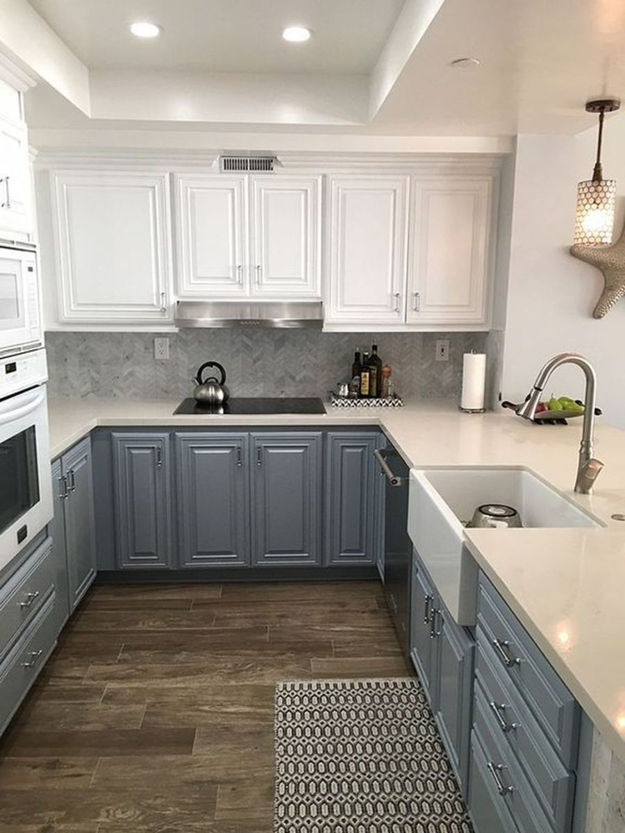 Wonderful Kitchen Lighting Ideas To Make It Look More Beautiful 04