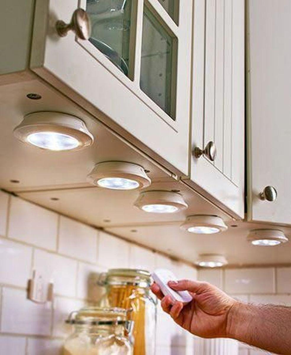 Wonderful Kitchen Lighting Ideas To Make It Look More Beautiful 30