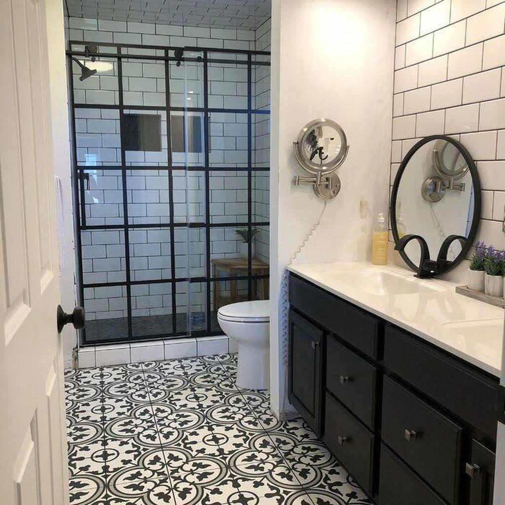 Fabulous Small Bathroom Design Ideas 20