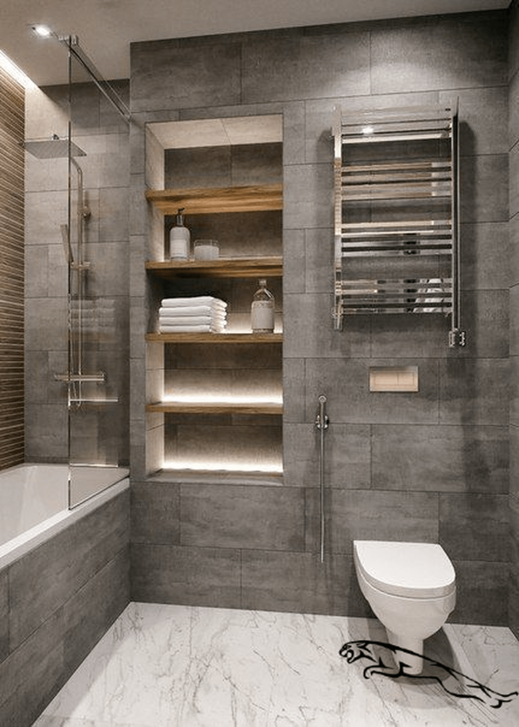 Fabulous Small Bathroom Design Ideas 21