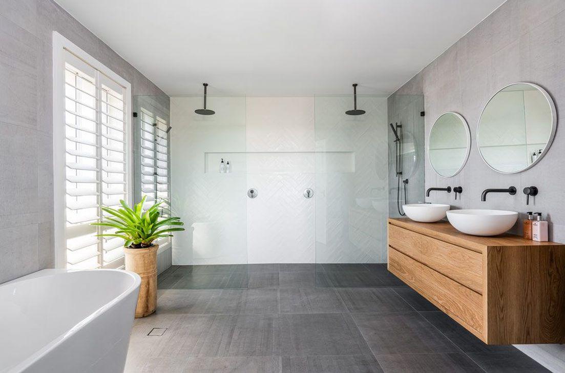 Popular Contemporary Bathroom Design Ideas 06