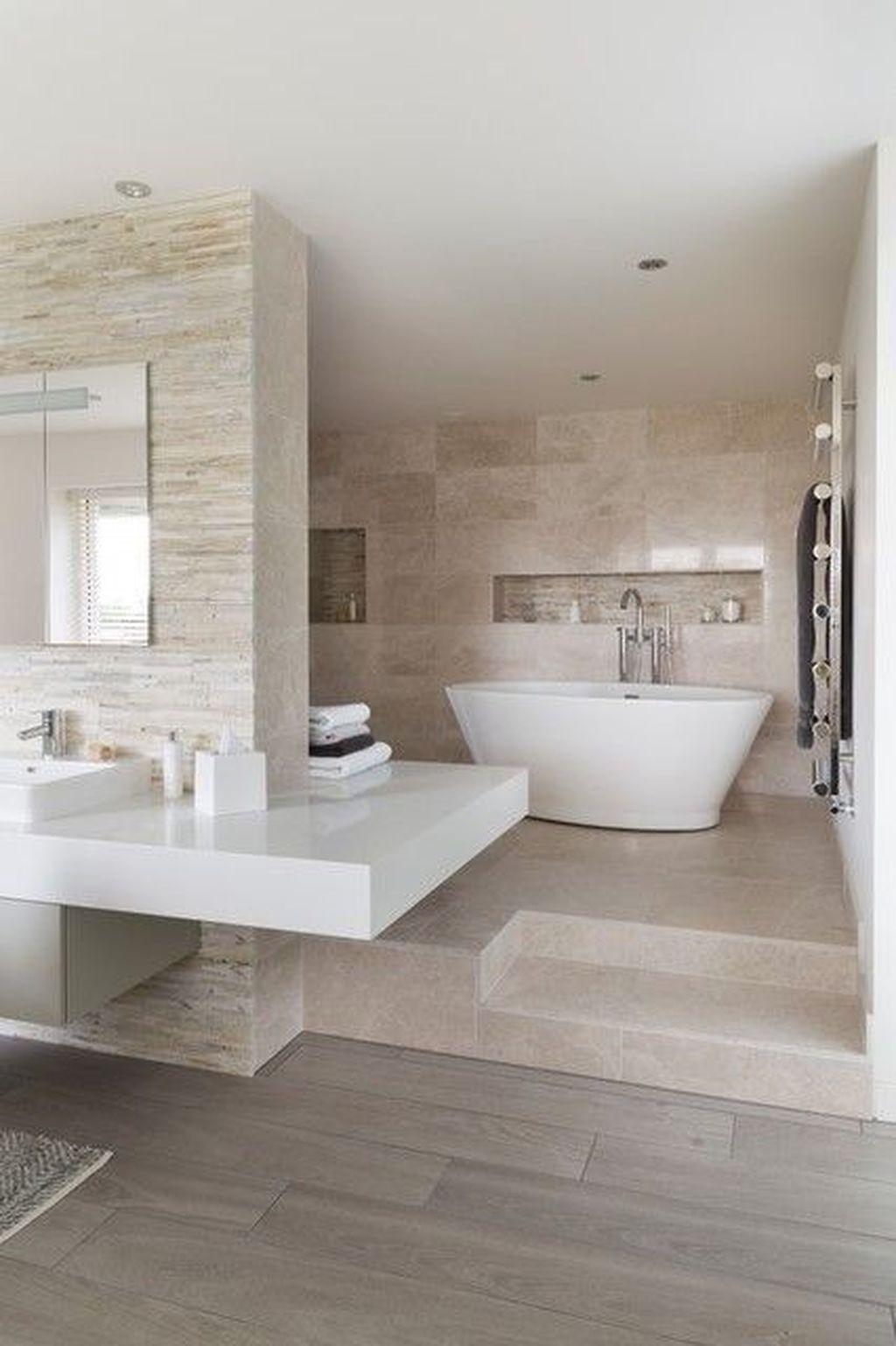 Popular Contemporary Bathroom Design Ideas 07