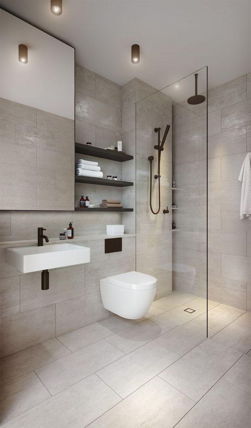 Popular Contemporary Bathroom Design Ideas 12