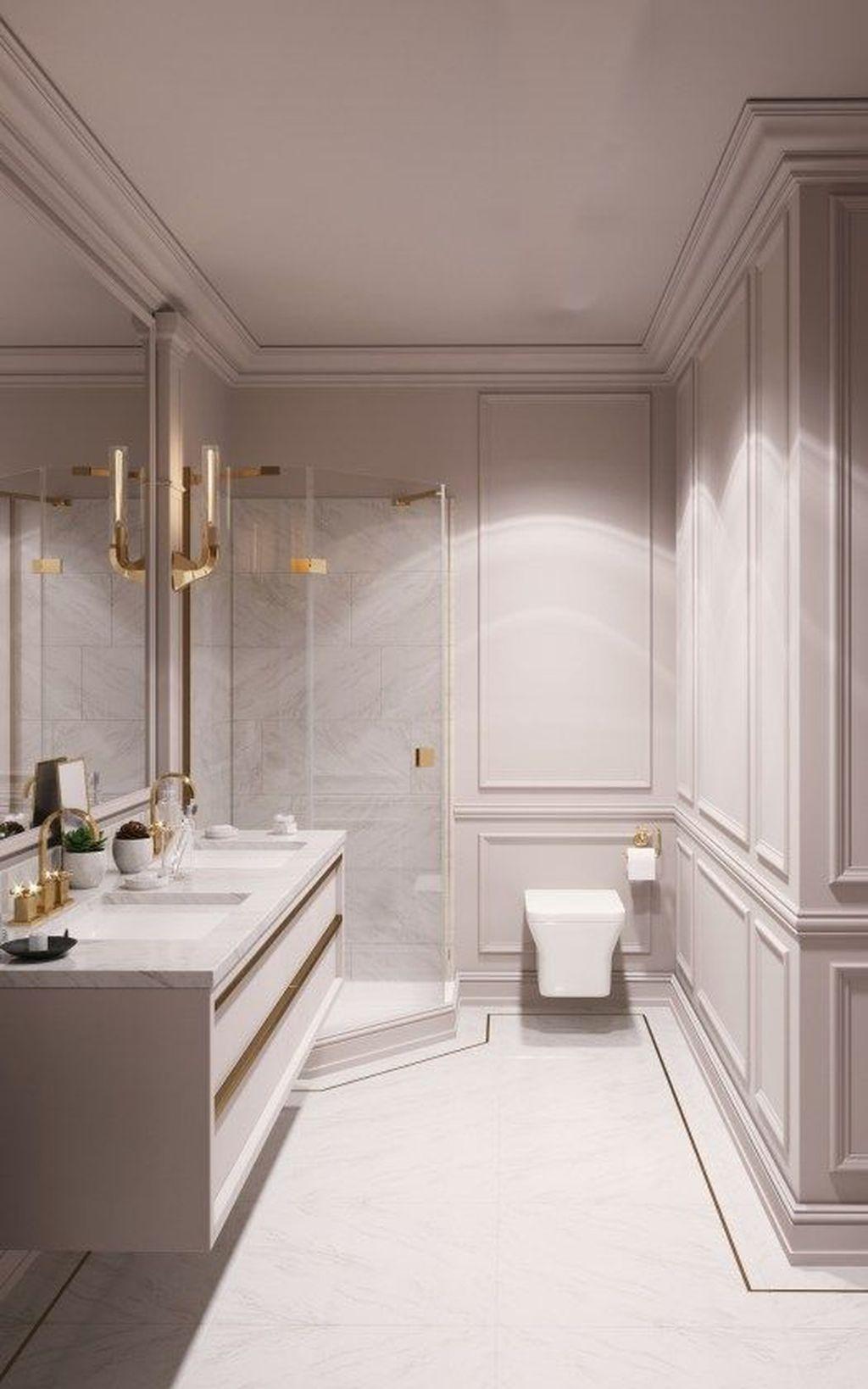 Popular Contemporary Bathroom Design Ideas 15
