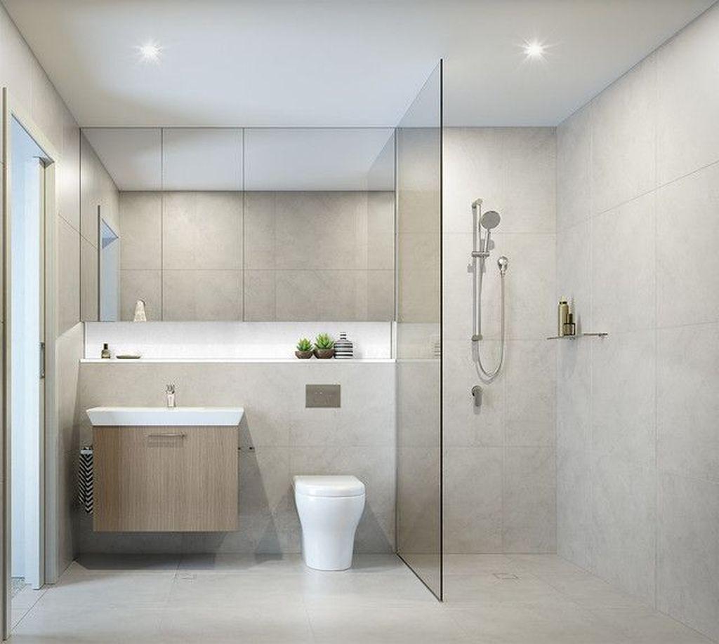 Popular Contemporary Bathroom Design Ideas 29
