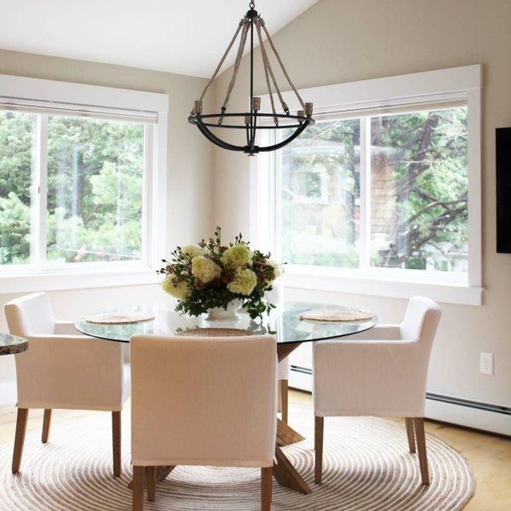 Stunning Dining Room Table Design With Modern Style 04
