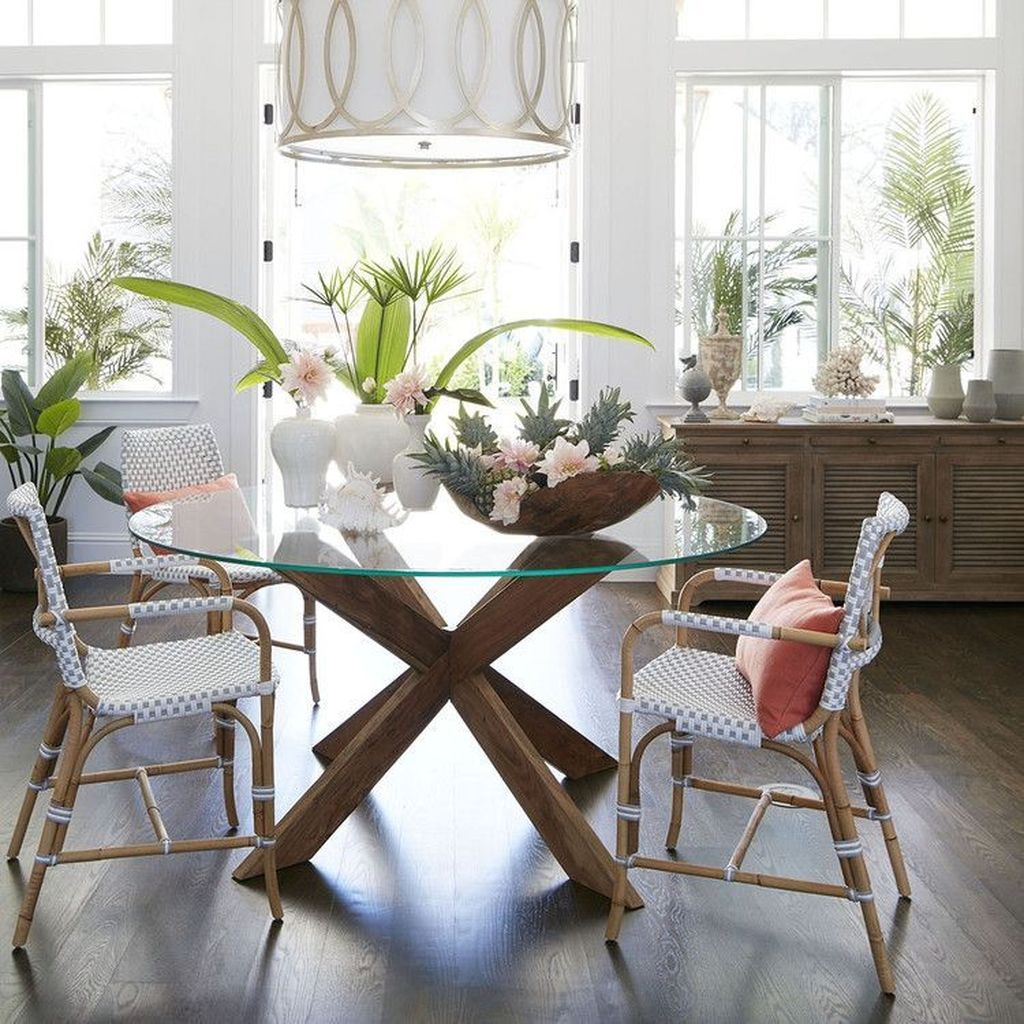 Stunning Dining Room Table Design With Modern Style 27